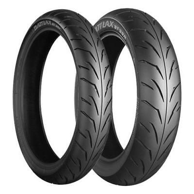 Bridgestone Battlax BT39 Tyres 130/70-17 AND 110/70-17 Front and Rear Motorcycle