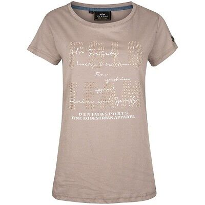 HV POLO T-Shirt Medina - light taupe - Sonderpreis -