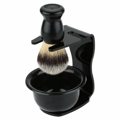 Shaving Brush SET (shaving bowl + brush + stand)