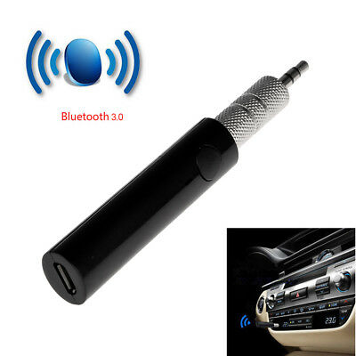 Wireless Bluetooth 3.5mm Jack AUX Audio Stereo Music Home Car Receiver Adapter*1