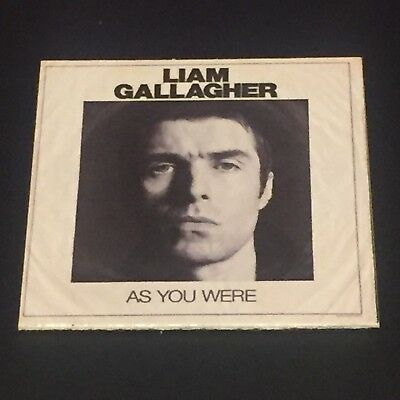 Liam Gallagher As You Were Fridge Magnet