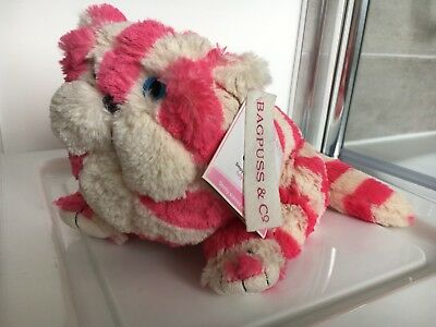 Intelex Warmies Cozy Microwaveable Lavender Scented Soft Toy  - Bagpuss