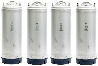 5 Gallon Ball Lock Homebrew Beer Kegs New - Blemished - 4 Pack - Free Shipping!