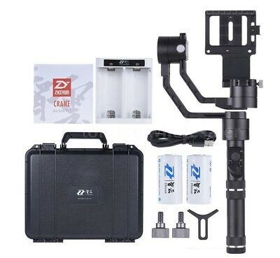 ZHIYUN Crane V2 3-Axis Handheld Stabilizer Gimbal for DSLR Mirrorless