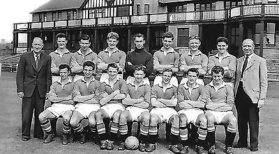 Manchester United 1955-56. Busby Babes. Team Photo Print.
