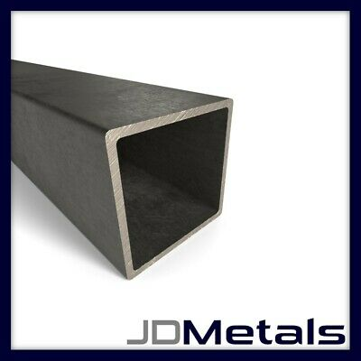Square Mild Steel Box Section | 20mm-100mm sizes | 500mm-3000mm lengths | shs