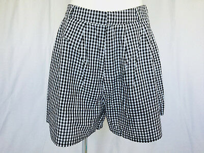 New Japanese clothes brand  Culottes, Black Check Kids girls, Tween, Size12
