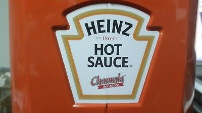 Heinz Hot Sauce Keystone Dispenser #9053 New All Parts Included
