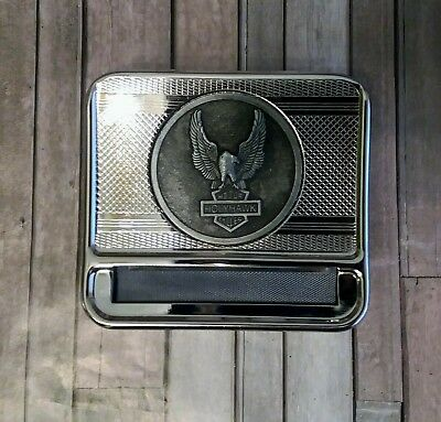 NEW EAGLE Automatic Cigarette Tobacco Smoking Rolling Box USA Seller SHIPS FREE
