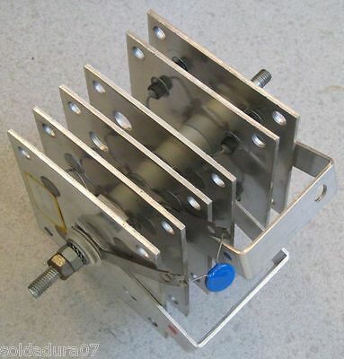 RECTIFIER THREE-PHASE PTS 160A 100v 60% Made in Italy - Welder VESTA SUNARC