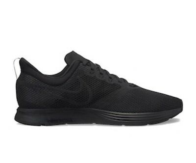 8fa3230b5f0 Men Nike Zoom Strike Running Athletic Lifestyle Shoes Sneakers Black AJ0189 -010