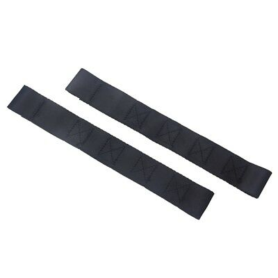 1 pair Jeep Wrangler CJ TJ YJ Adjustable Door Limiting Straps PAIR 1955-2006 GW
