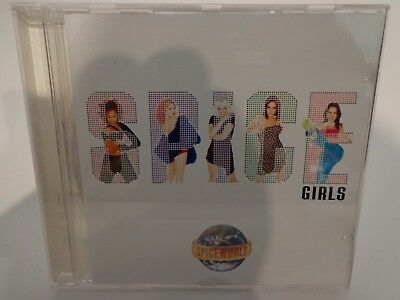 CD - Spice Girls - Spiceworld