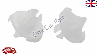 FORD Bumper End Cap Spruce Door Roof Shield Mudguards Fir Tree Trim Clips