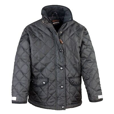 Result Urban Quilted Jacket (R195J)