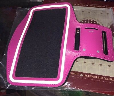 Pink Armband Phone Holder Running Sports Iphone 6 Plus And IPhone 6s Plus