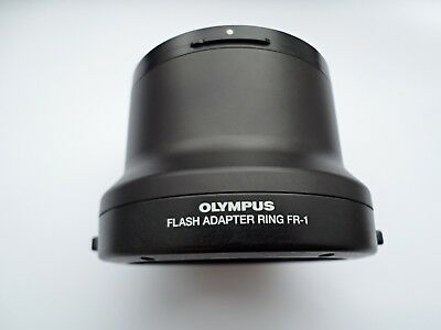 Mint Olympus FR-1 Flash Adapter Ring for 50mm & 35mm Macro Lens