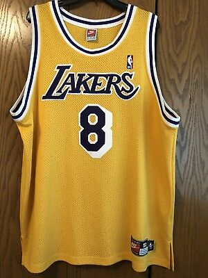 a5c669d4858 NIKE KOBE BRYANT Lakers Authentic Jersey 52 -  275.00