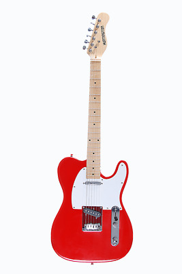 Electric Guitar, TL-Style Candy Apple Red Right Handed 6 Strings