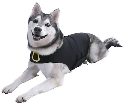 Dog Thundershirt Anxiety Vest Coat Calming Music & Essential Oils - X Small