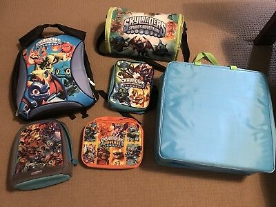 skylanders spyros adventure, Backpacks, Lunch Boxes, Games Console Carry Case