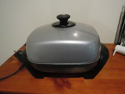 Sunbeam Electric Frypan Tagged Tested