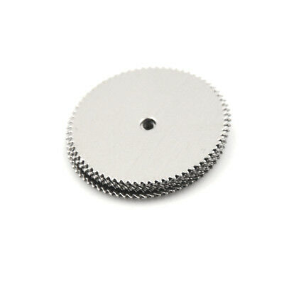 10pcs Wood Cutting Disc Rotary Tool Circular Saw Blade Woodworking Cutting Tool.