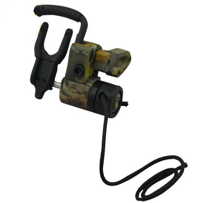 Compoundbow Tactical Hunting Archery Fall Drop Away Arrow Rest Set Camouflage