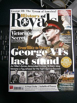 History Of Royals Magazine Issue 12 (new)