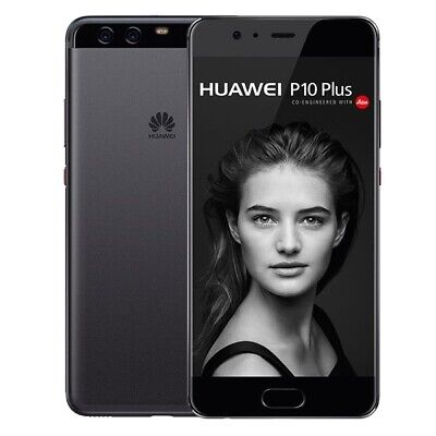 Huawei P10 Plus - Graphite Black ...::NEU::...