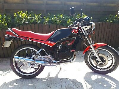 YAMAHA RD 125 lc 2 stroke classic jap motorcycle