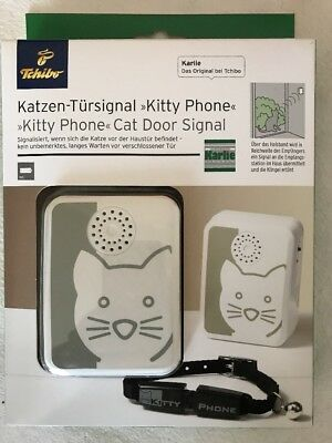 Kitty Phone, Katzenklingel NEU