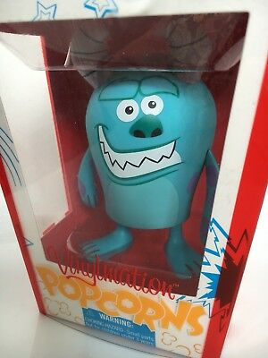 Vinylmation Popcorns Figure, Sulley From Monsters Inc From Euro Disney