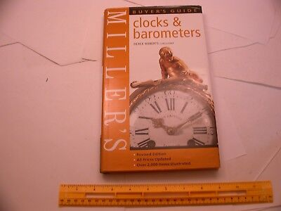 Book 279 – Miller's Clocks & Barometers Buyer's Guide 2nd Edition