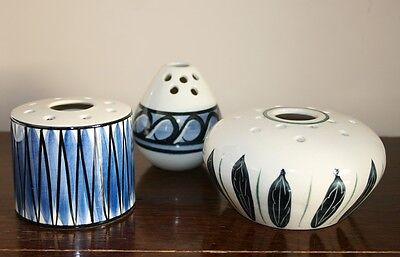 Three Small Pieces of Iconic Jersey Pottery c.1960's / 1970's