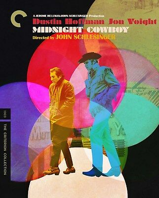 Midnight Cowboy - The Criterion Collection (Restored) [Blu-ray]