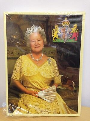 Her Majesty Queen Elizabeth The Queen Mother 500 Piece Jigsaw Puzzle New Sealed