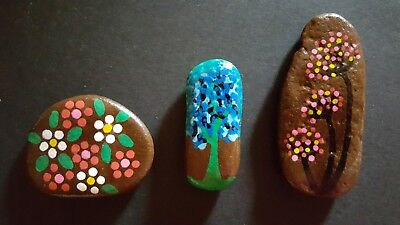 3 Painted Rock(from Mornington Peninsula)- Spring Series 1