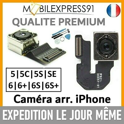 Camera Arriere Appareil Photo Apn Rear Back Pour Iphone 6 6S Plus - Premium***