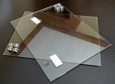 2x glass shelf kit for ikea detolf cabinet 29 99 picclick
