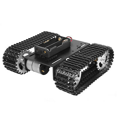 Robot Tank Chassis Track Arduino Tank Chassis