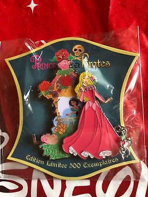 Disney Pin Trading Day Pin Princess Aurore 2018 LE500 New!