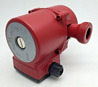 "Grundfos 59643600 Pump UP20-30N150 Inline Circulator Hot Water System 3/4"" Union"