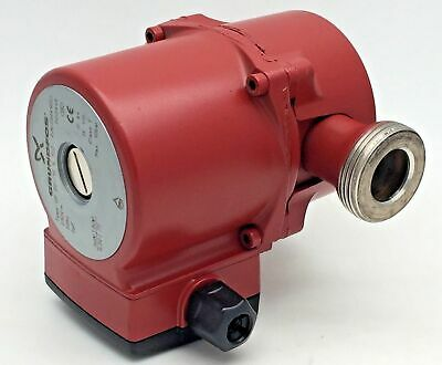 "Grundfos 59641603 Pump UP20-15N150 3/4"" Union Canned Rotor Type 1PH S/Steel"
