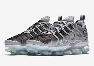 brand new 0ed9c 7077d NIKE AIR VAPORMAX Plus Tuned Wolf Grey Qs Uk Size 11.5