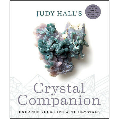 Judy Hall Book Crystal Companion Enhance Your Life With Crystals