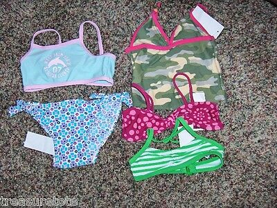 NWT Girls Size 18-24 Mth * OLD NAVY * Swimsuit Pieces QTY 5