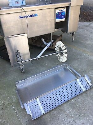 """Power Soak PS-200 Rotisserie atch, and rinse/sanitation sink """"Shipping Available"""