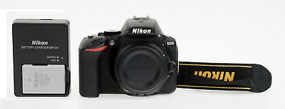 Nikon D D5500 24.2 MP Digital SLR Camera Body