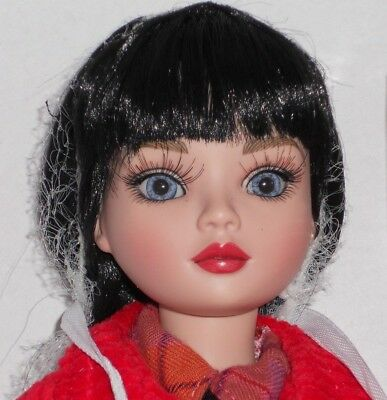"""Tonner's Ellowyne """"PLAID TO MEET YOU"""" DOLL"""" NFRB"""